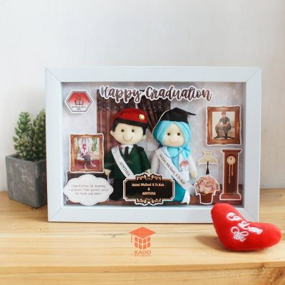 Scrapframe Flanel Couple
